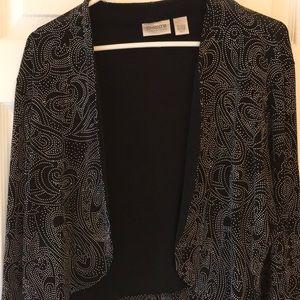 Chico elegant embellish jacket